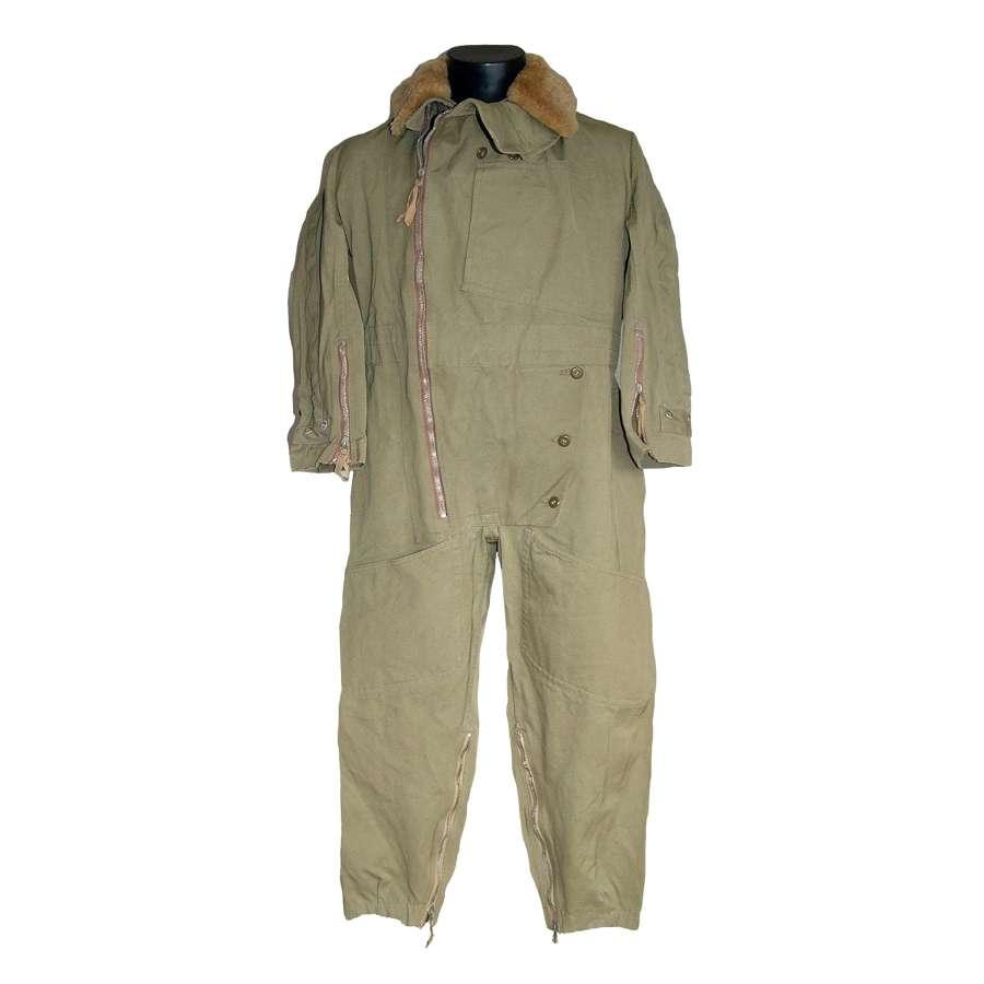RAF Flying Suits WW2
