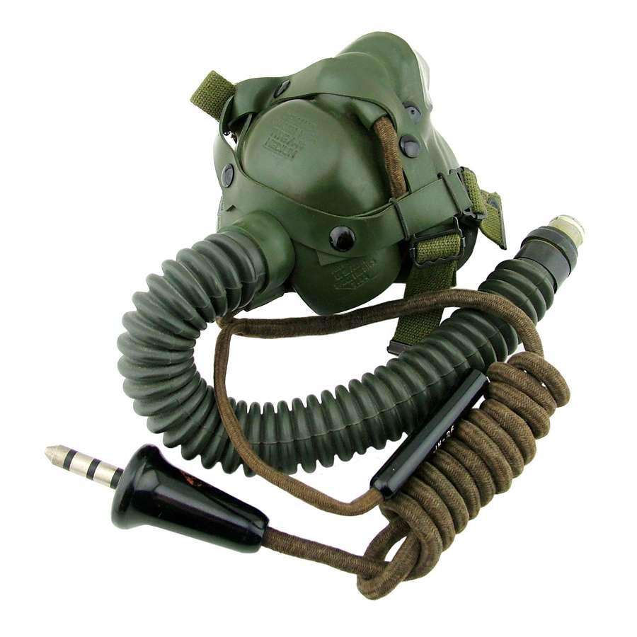 WW2 USAAF Oxygen Masks