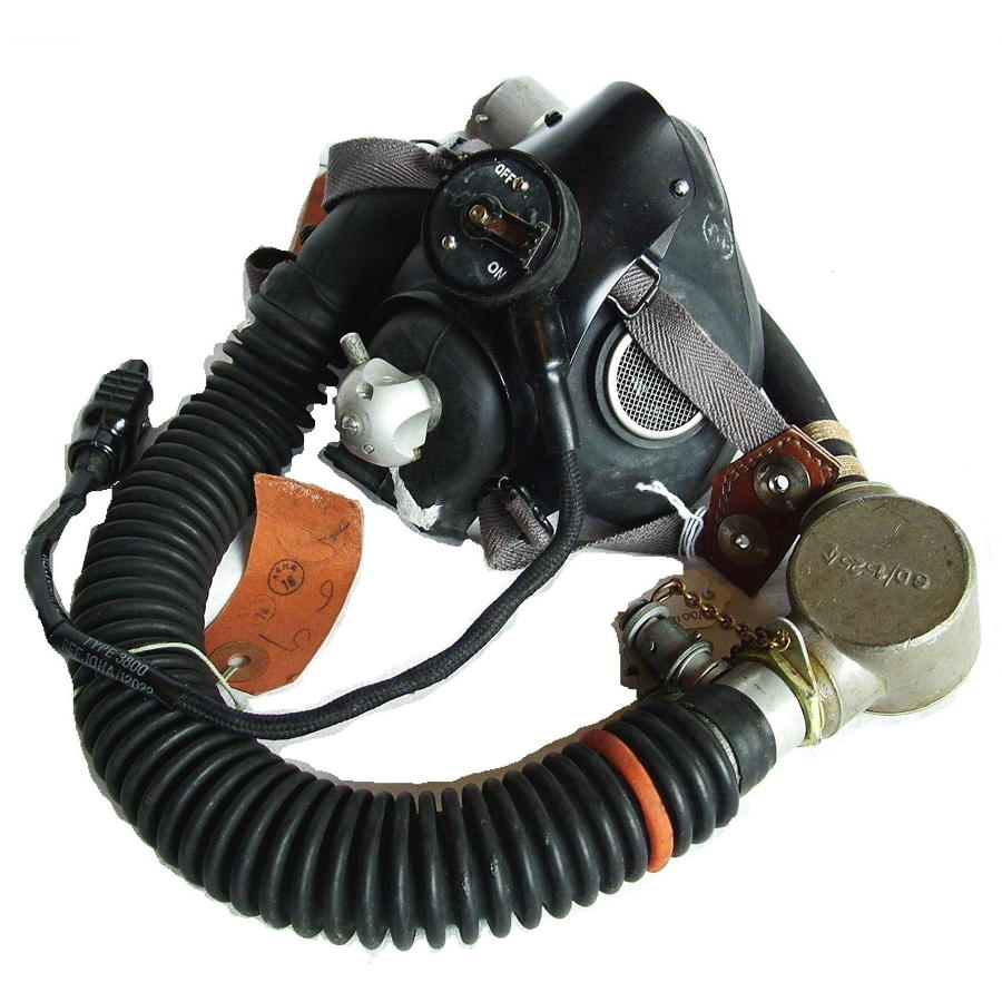 Post WW2 Oxygen Masks