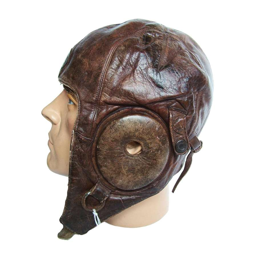 WW2 Japanese Flying Helmets