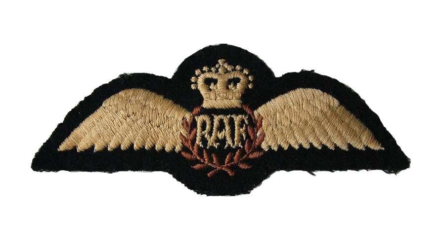 Post WW2 RAF Insignia