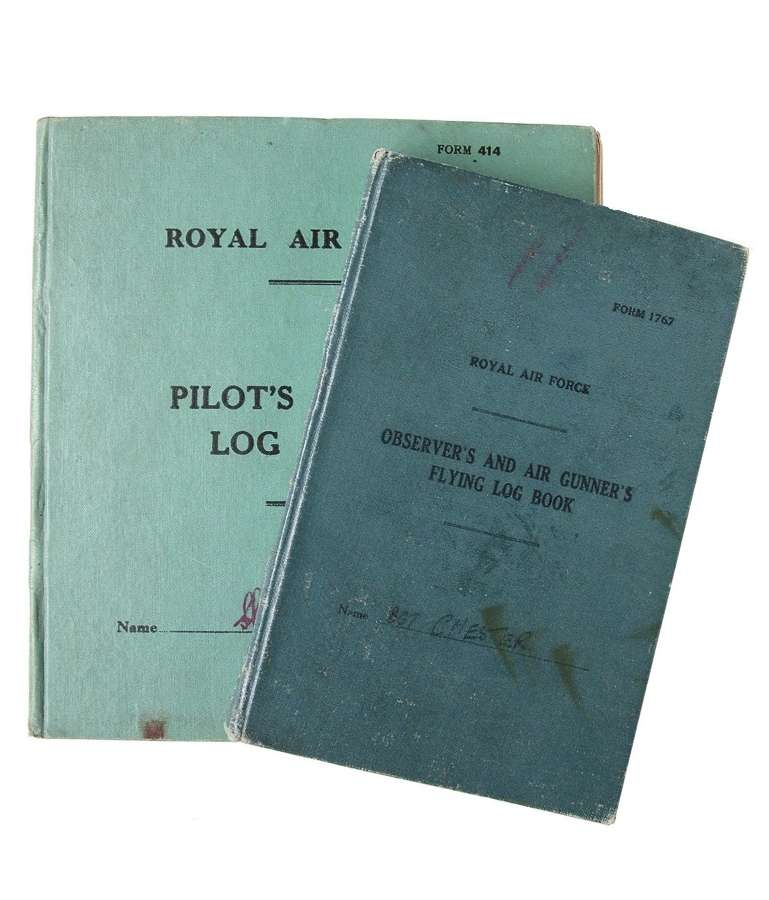 Flying Log Books