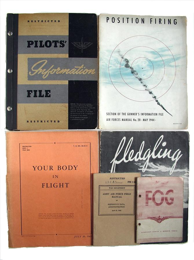 WW2 USAAF Manuals