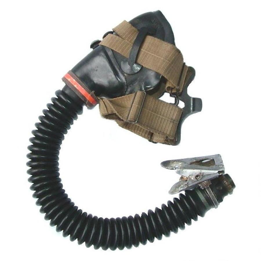 WW2 Luftwaffe Oxygen Masks