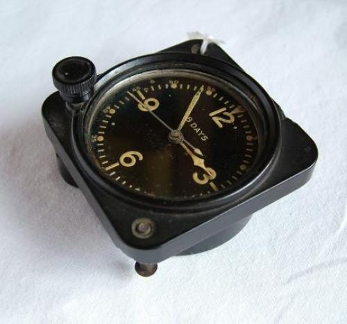 USAAC Type A-11 Aircraft Cockpit Clock