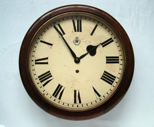 RAF Station Dial Clock