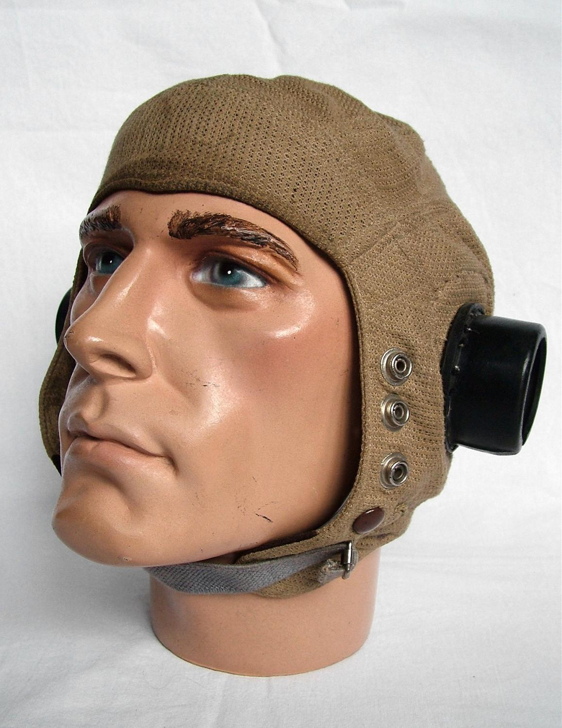 RAF E-type Flying Helmet - Intermediate Patt.