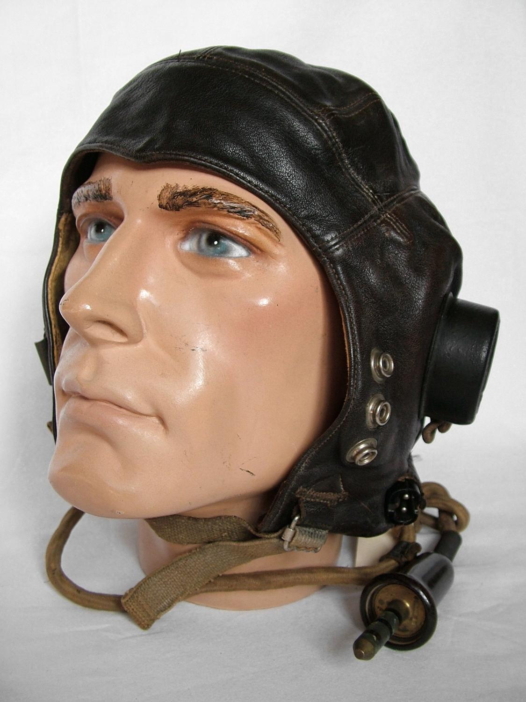 RAF C-type Flying Helmet - Late Pattern