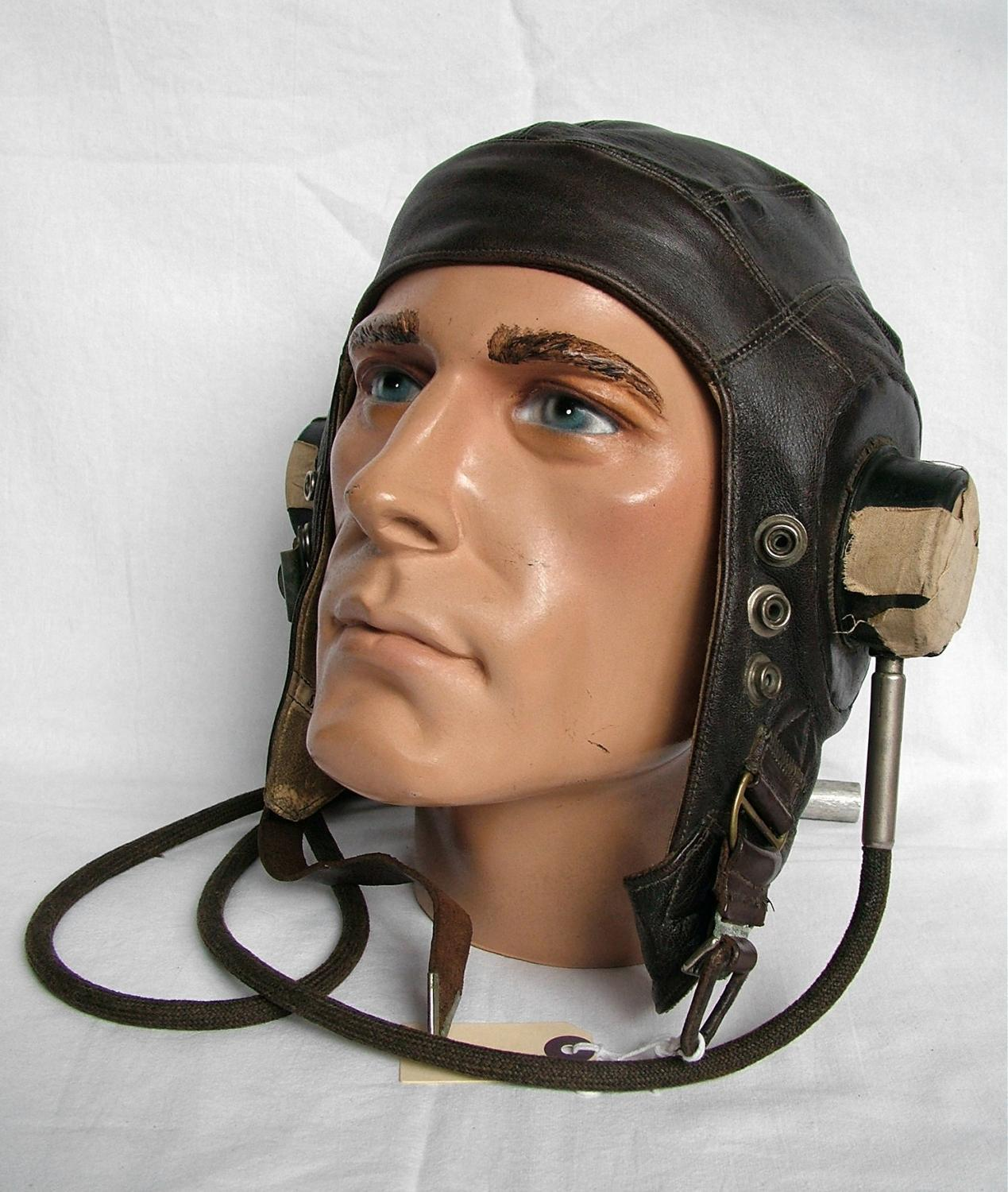 RAF C-type Flying Helmet - Early (History)