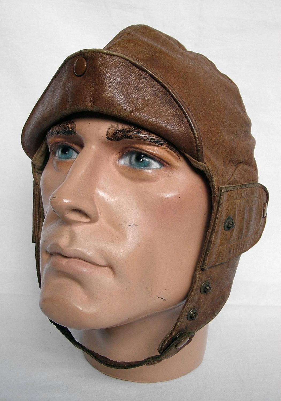 1920s / 30s Privately Purchased Flying Helmet
