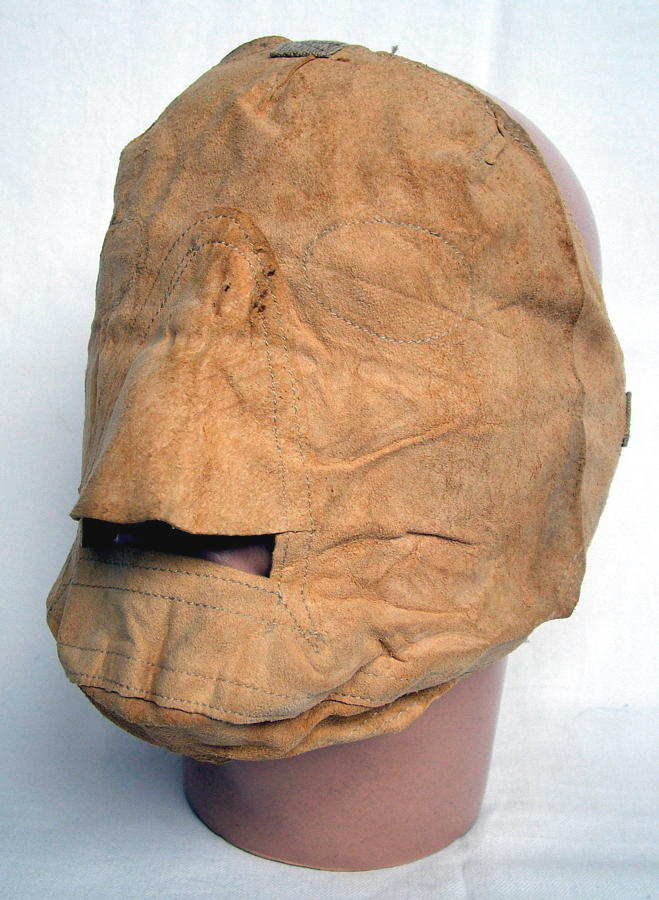 USAAF Chamois Facemask