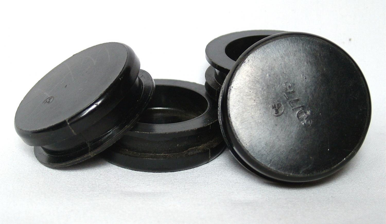 RAF Type G Oxygen Mask Blanking Plates