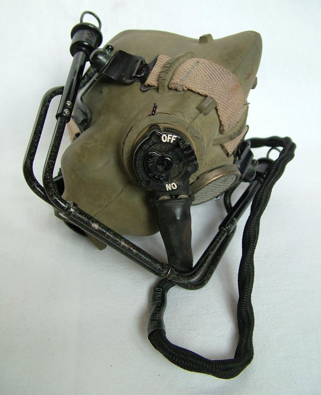 RAF Type H-1 Oxygen Mask