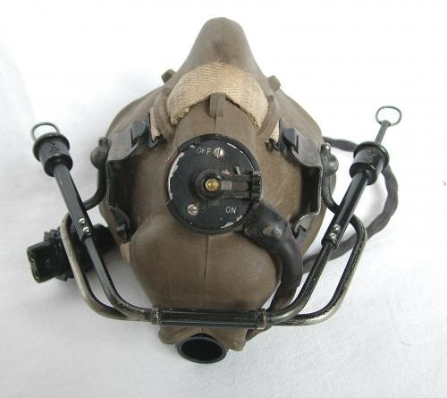 RAF Type R Oxygen Mask