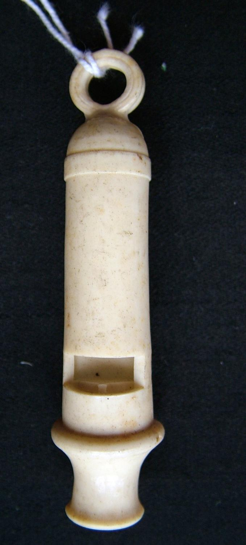 RAF 1941 Patt. Mae West Whistle - Plastic