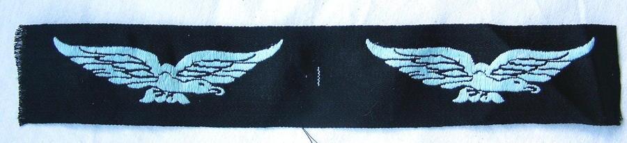 RCAF / RAF Shoulder Insignia