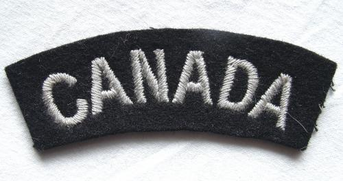 RAF Canadian Nationality Title