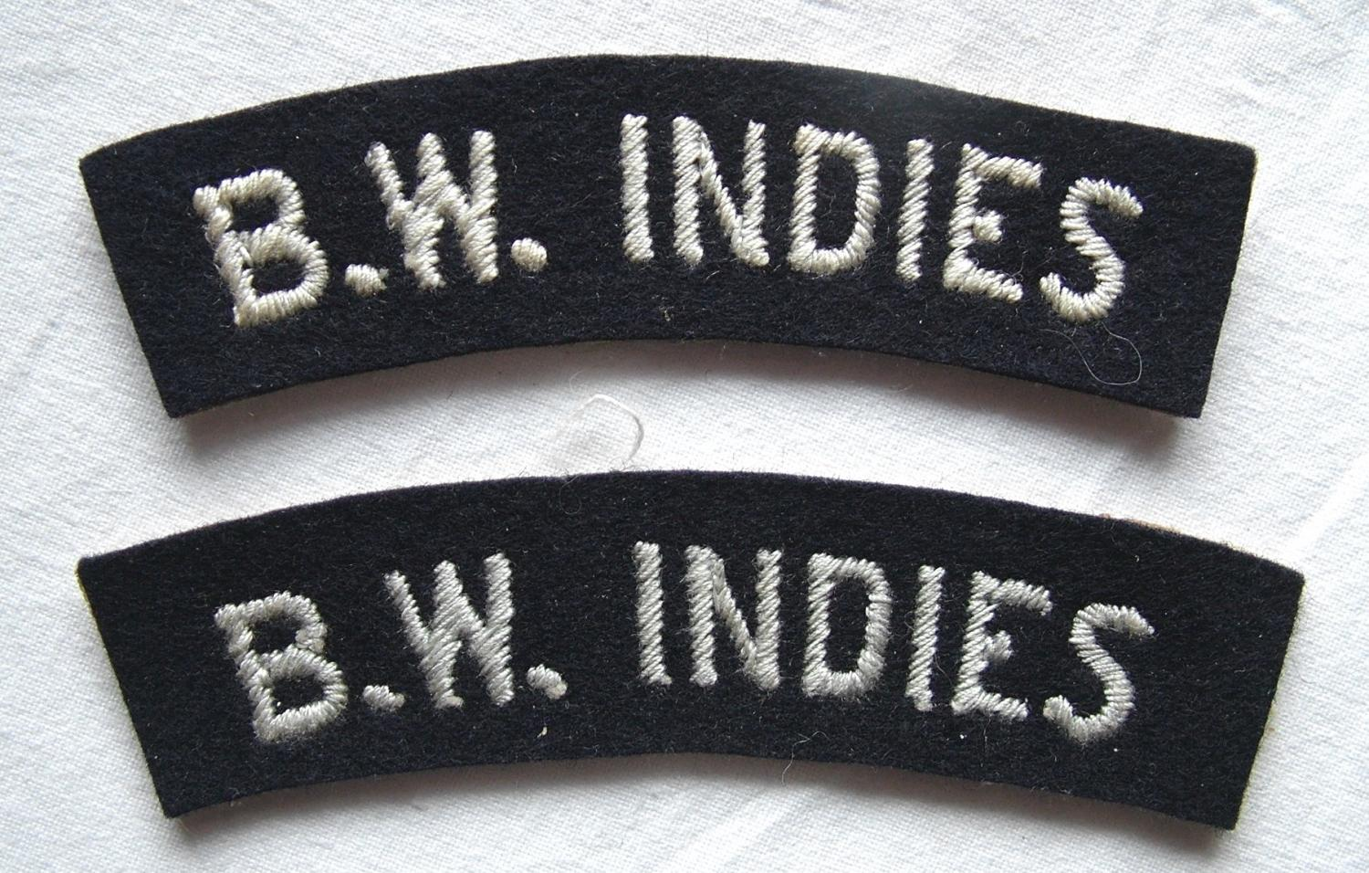 RAF British West Indies Nationality Titles