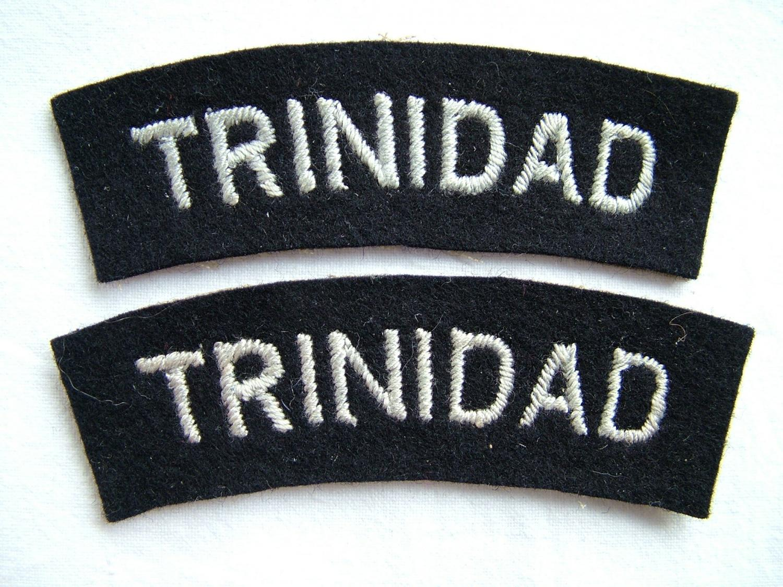 RAF 'Trinidad' Nationality Titles