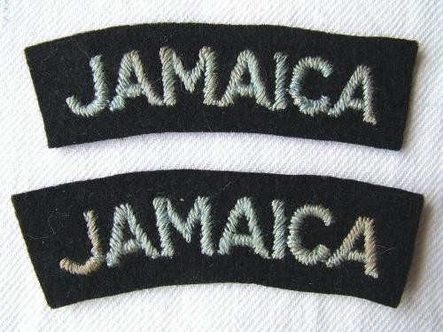 RAF 'Jamaica' Nationality Titles