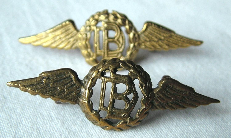 RAF Dental Branch Collar Insignia