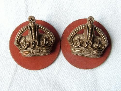 RAF Flight Sergeant Crowns