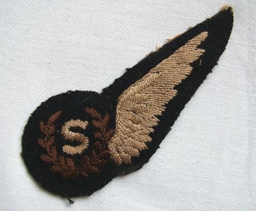 RAF Signaller Brevet - Padded