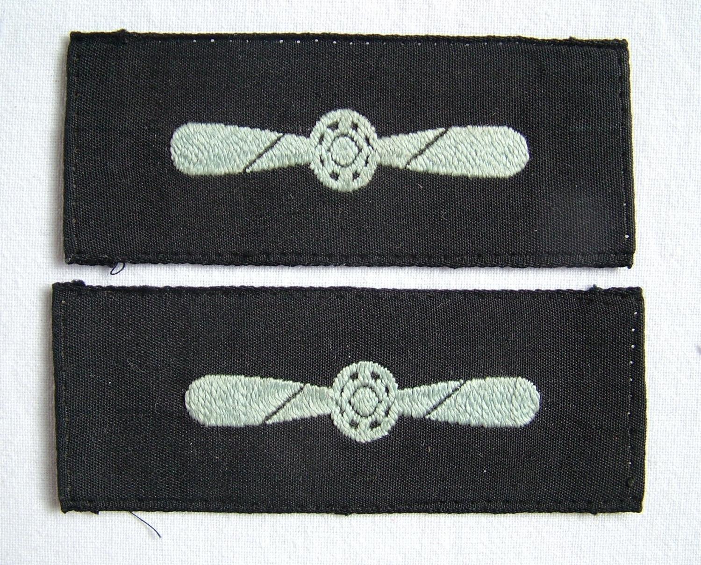 RAF LAC Sleeve Badges