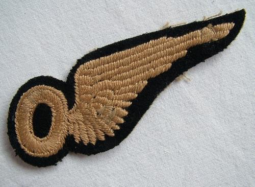 RAF Observer Brevet