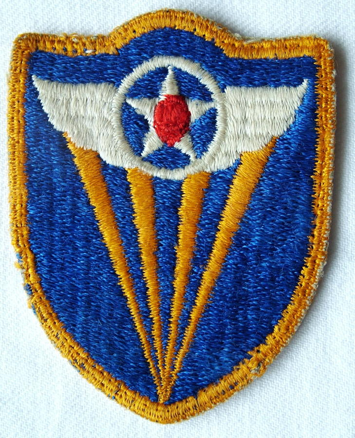 USAAF 4th AAF Shoulder Patch