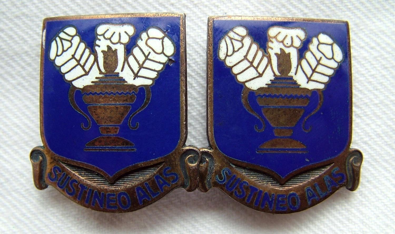 USAAF Distinctive Unit Insignia - Pair