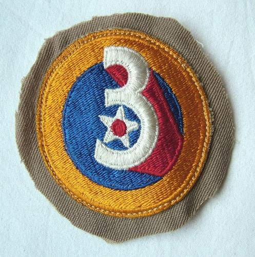 USAAF 3rd AAF Shoulder Patch