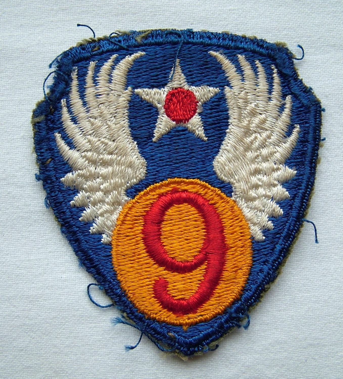 USAAF 9th AAF Shoulder Patch