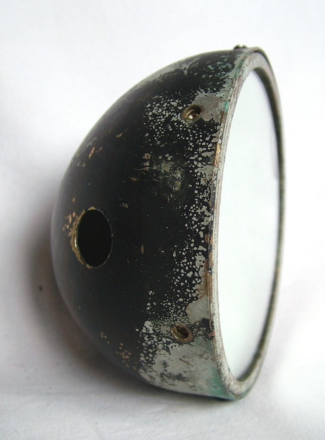 RAF Supermarine Spitfire Rearview Mirror