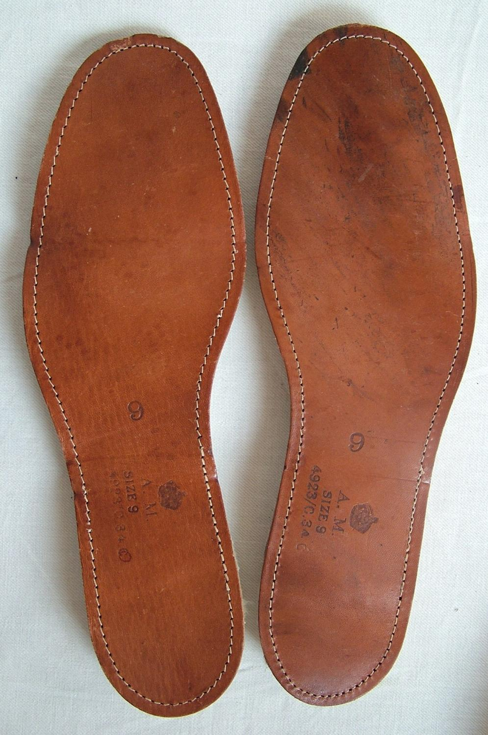 RAF Flying Boot Insoles