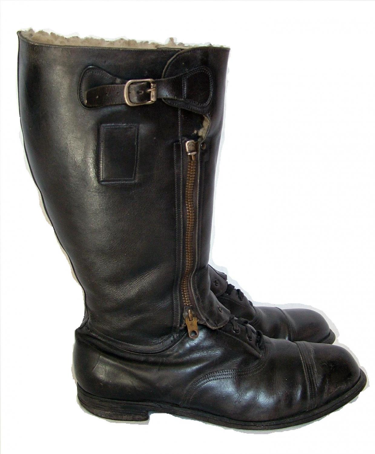 RAF Nuffield Pattern Escape Boots