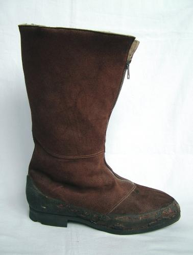 RAF 1940 Pattern Flying Boot