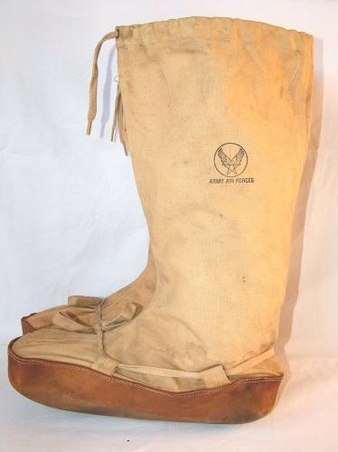 USAAF 'Mukluk' Overboots