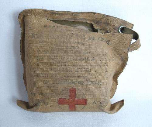 RAF First Aid Outfit For Aircrews, MK.V