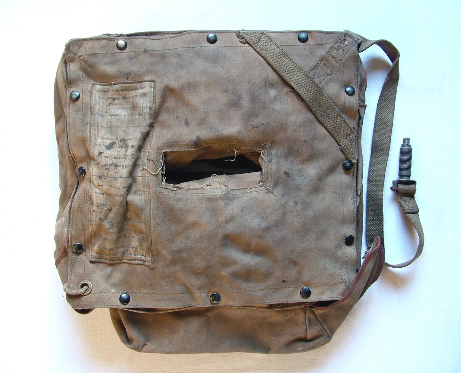 RAF Type-K Dinghy Pack, Type A, MK.II