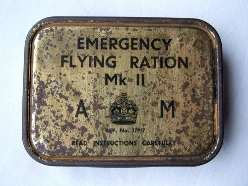 Air Ministry Emergency Flying Ration, MK.II