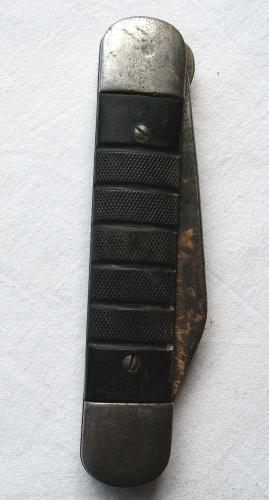 USAAF C-1 Survival Vest Large Knife