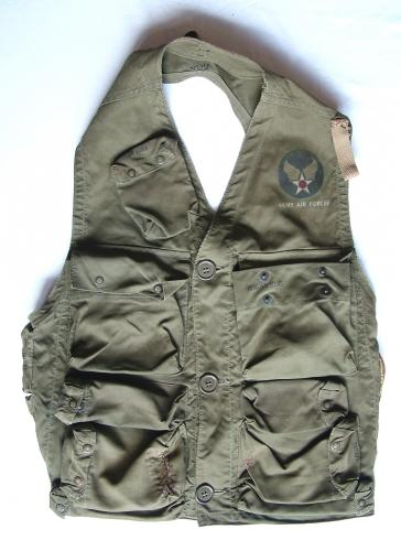 USAAF Emergency Sustenance Vest, C-1