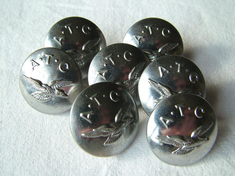 A.T.C. Uniform Buttons - Large