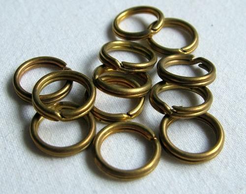 Uniform Button /Insignia Attachment Rings