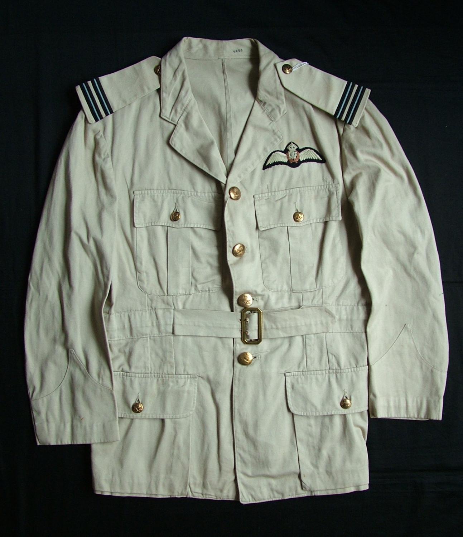 RAF Tropical Service Dress Tunic