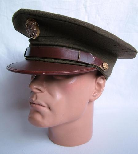 USAAF Enlisted Man's Visor Cap