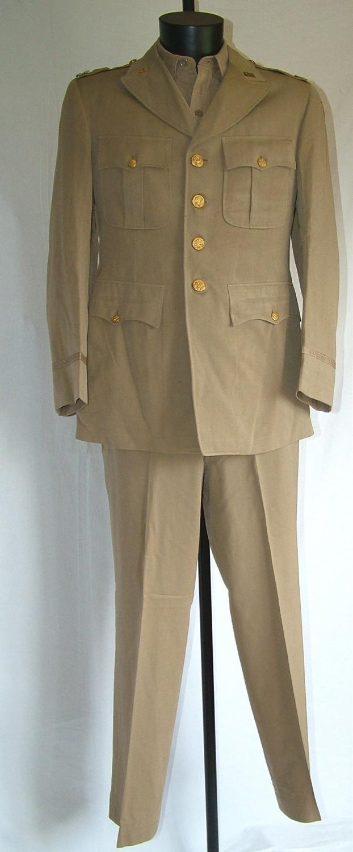 USAAF Chaplain's Summer Uniform