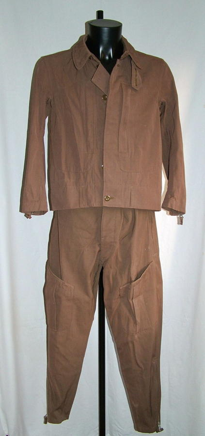 Imperial Japanese Army Air Force Summer Suit
