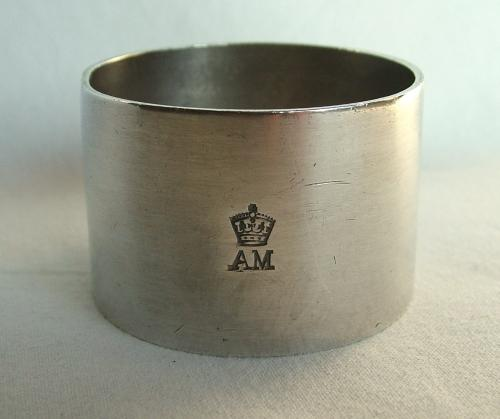 Air Ministry Napkin Ring